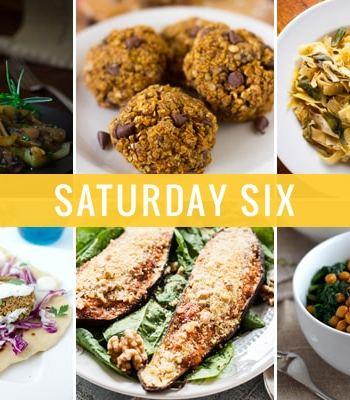 Saturday Six | 09.20.14
