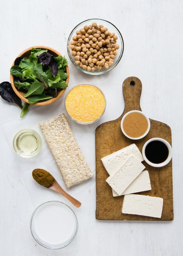 10 More Staples for Easy Vegetarian Meals