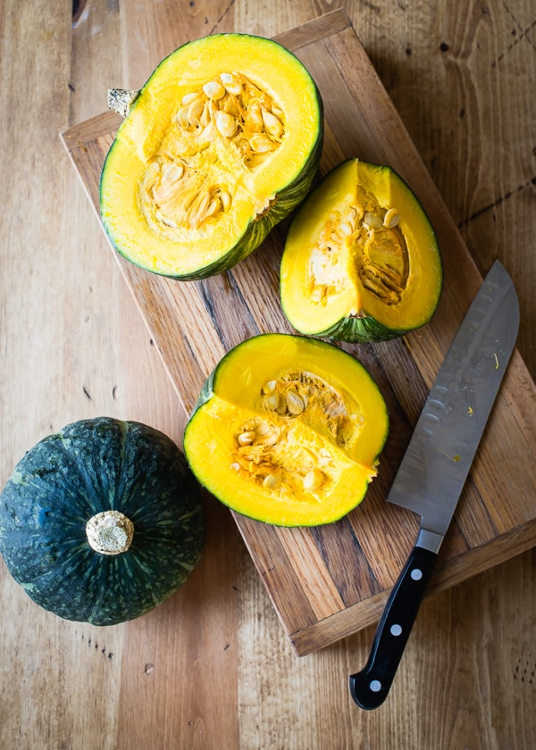 Thai Kabocha Squash Curry