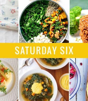 Saturday Six - 01.03.15