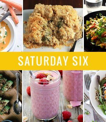 Saturday Six - 01.10.15