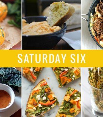 Saturday Six - 01.17.15