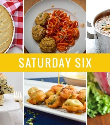 Saturday Six - 02.14.15
