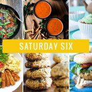 Saturday Six - 03.07.15
