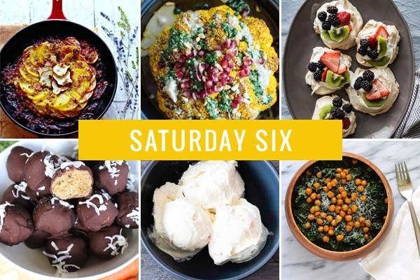 Saturday Six - 04.04.15