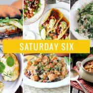 Saturday Six - 04.25.15