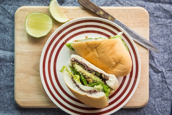 Crispy Baked Avocado Torta Recipe