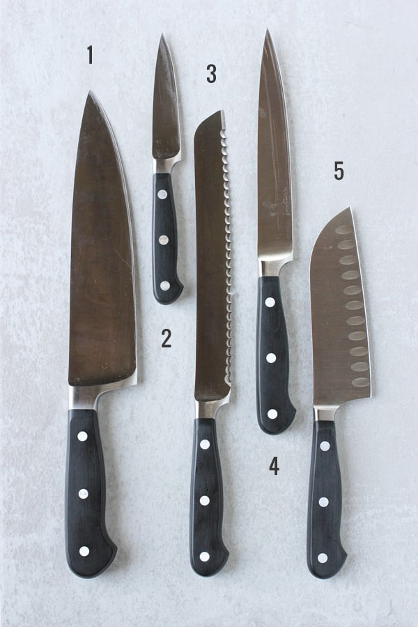 A Guide To Knives And Cutting