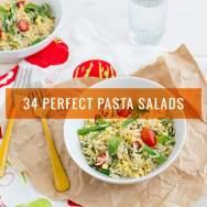 34 Perfect Pasta Salads