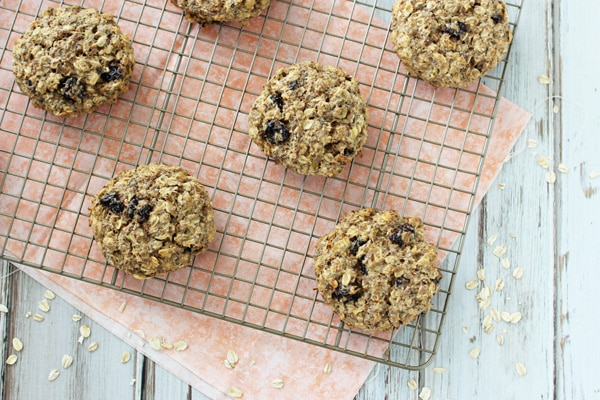 Mix-and-Match Breakfast Cookies