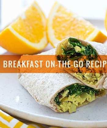 26 Easy Breakfast On-the-Go Recipes