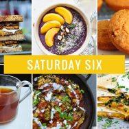 Saturday Six - 09.19.15