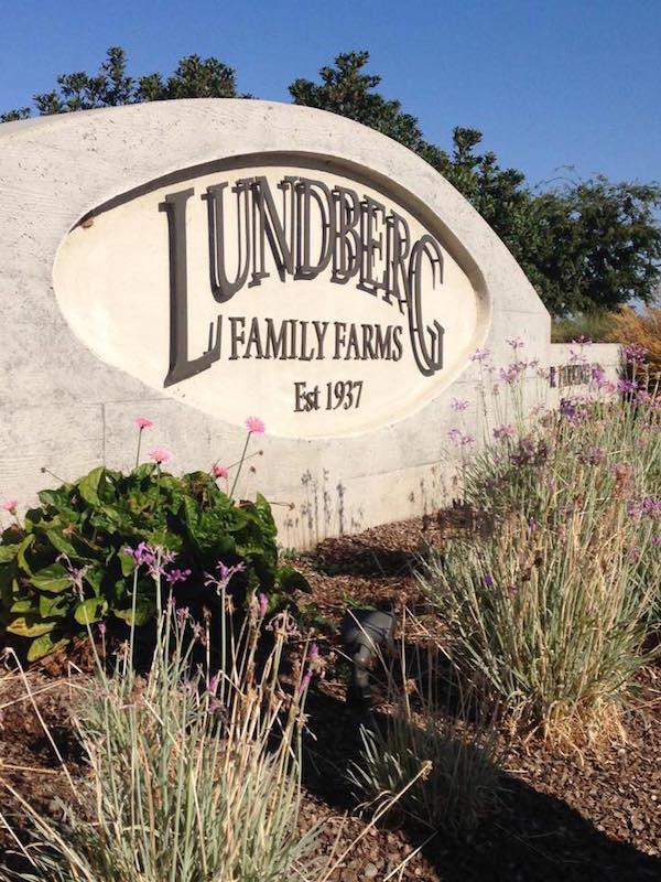 Lundberg Family Farms in Richvale, California