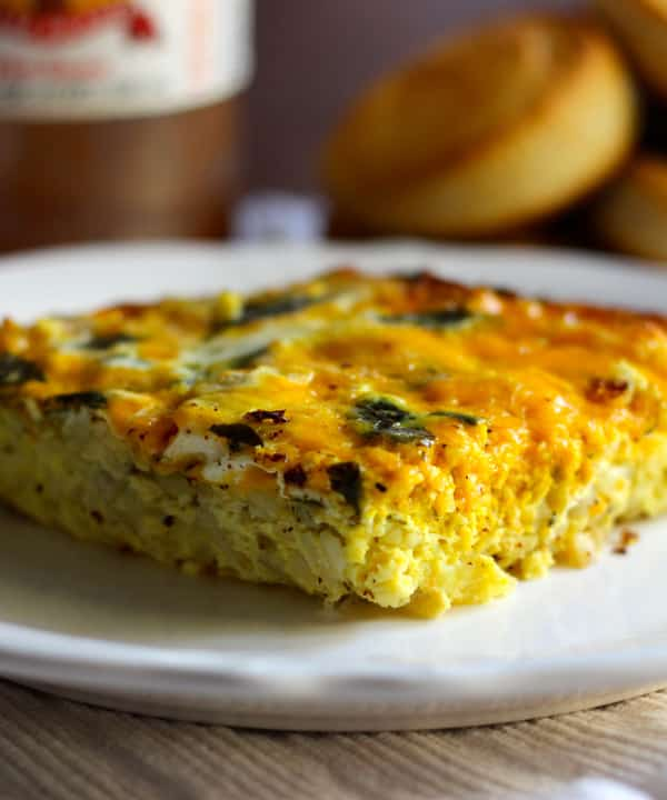 Crockpot Breakfast Casserole