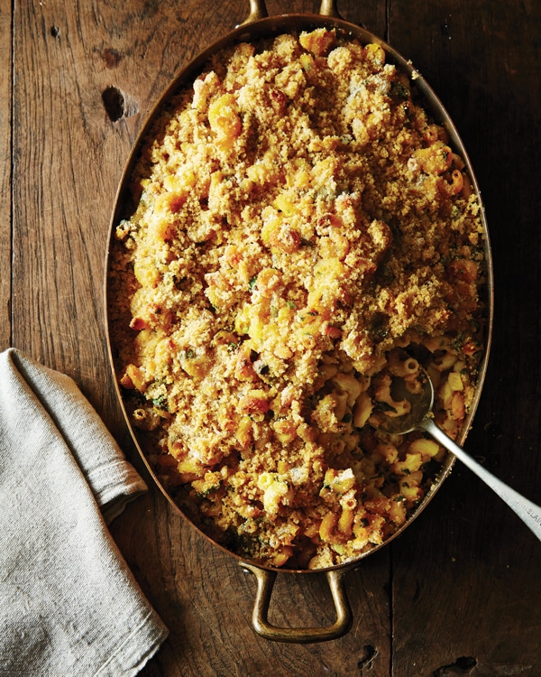 Butternut Squash Mac and Cheese from Food52 Vegan