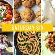 Saturday Six - 12.12.15