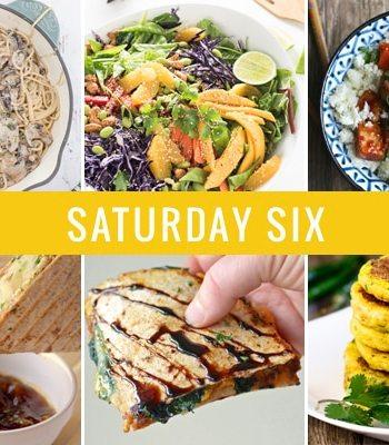 Saturday Six - 03.12.16