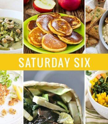 Saturday Six - 04.09.16