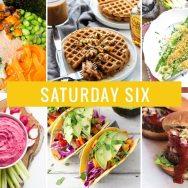Saturday Six - 04.16.16