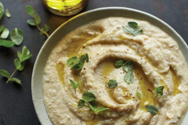 Cannellini and Garlic Spread Recipe
