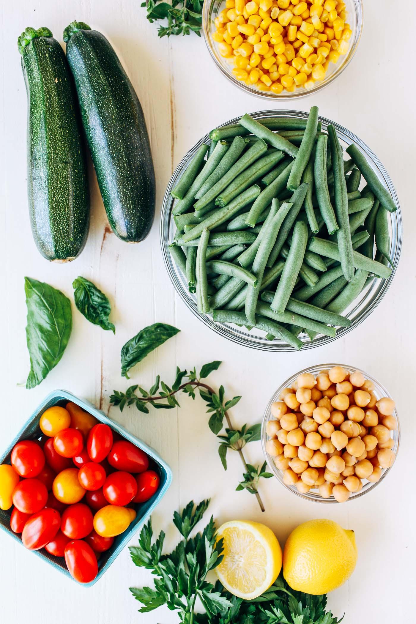 Summer Green Bean Salad_