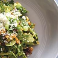 Charred Mexican Street Corn Salad