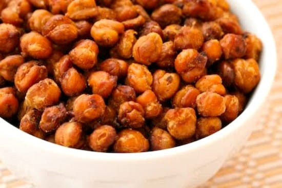 how to make roasted chickpeas youtube