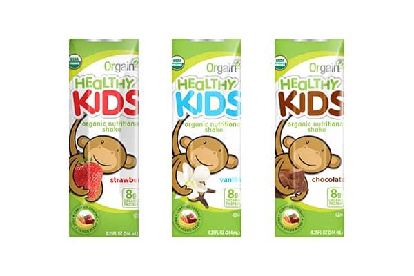 Orgain Healthy Kids