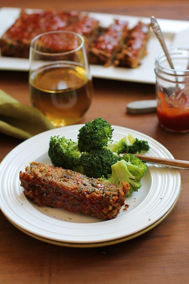 Vegetarian Meatloaf Recipe - By Popular Demand!