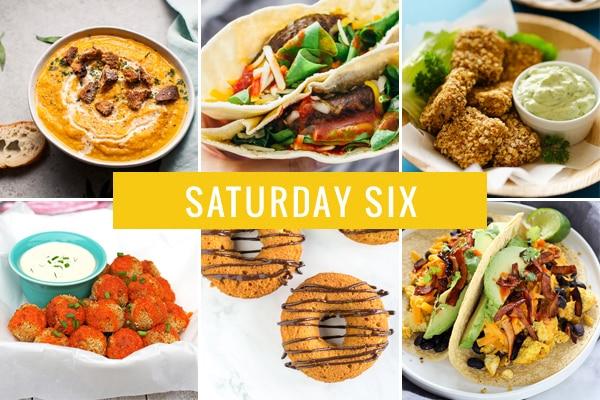 Saturday Six - 09.24.16