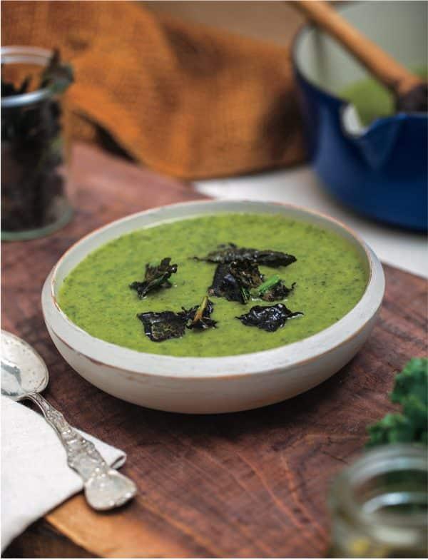 Kale Yeah Soup