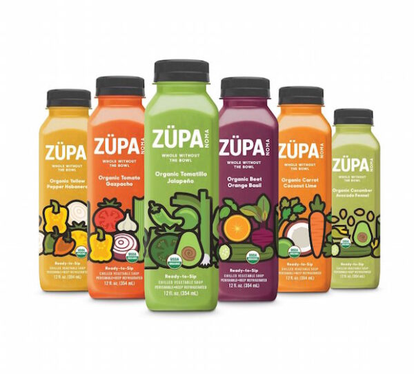 Zupa noma drinkable soup