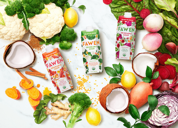 fawen drinkable soup