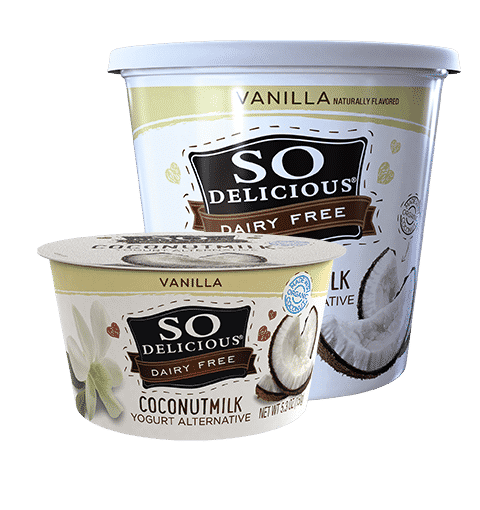 so delicious dairy free coconut milk yogurt alternative
