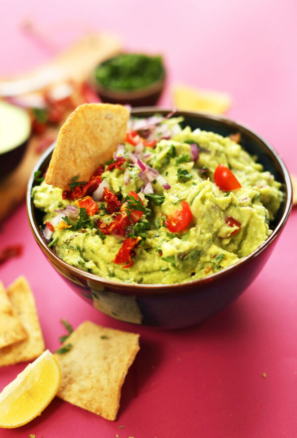 Greek guacamole