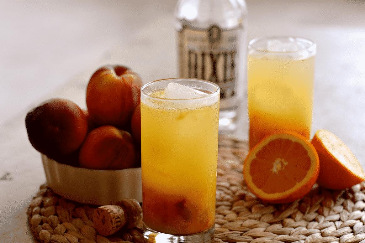 Dixie Southern Vodka Southern Sunrise