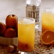 dixie southern vodka southern sunrise cocktail brunch