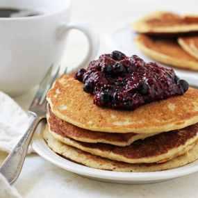 Cornbread Pancakes