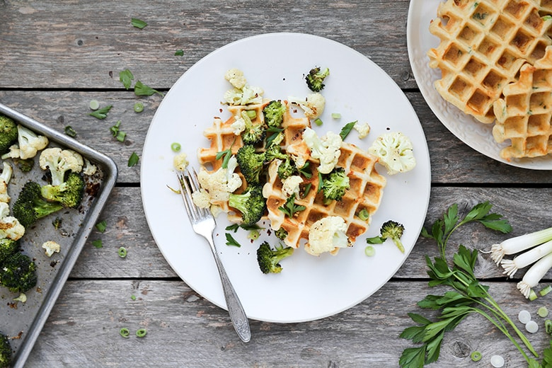 Savory-Waffles-Roasted-Vegetables-3