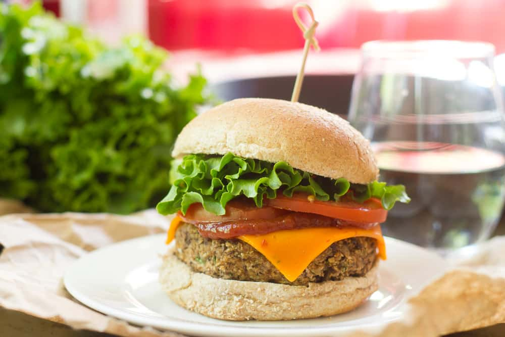 How to Create the Ultimate Black Bean Burger