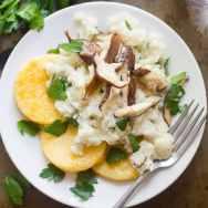 Cauliflower Risotto