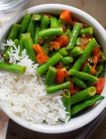 Green Bean Curry