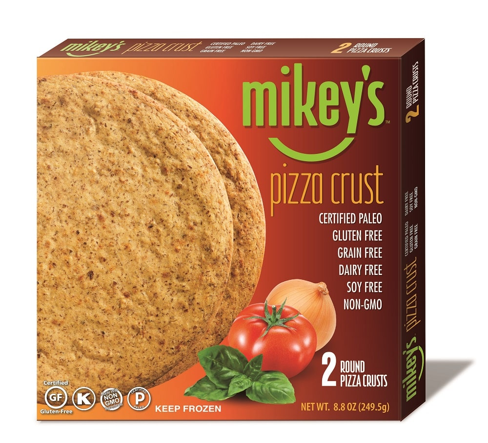Mikey's Pizza Crust