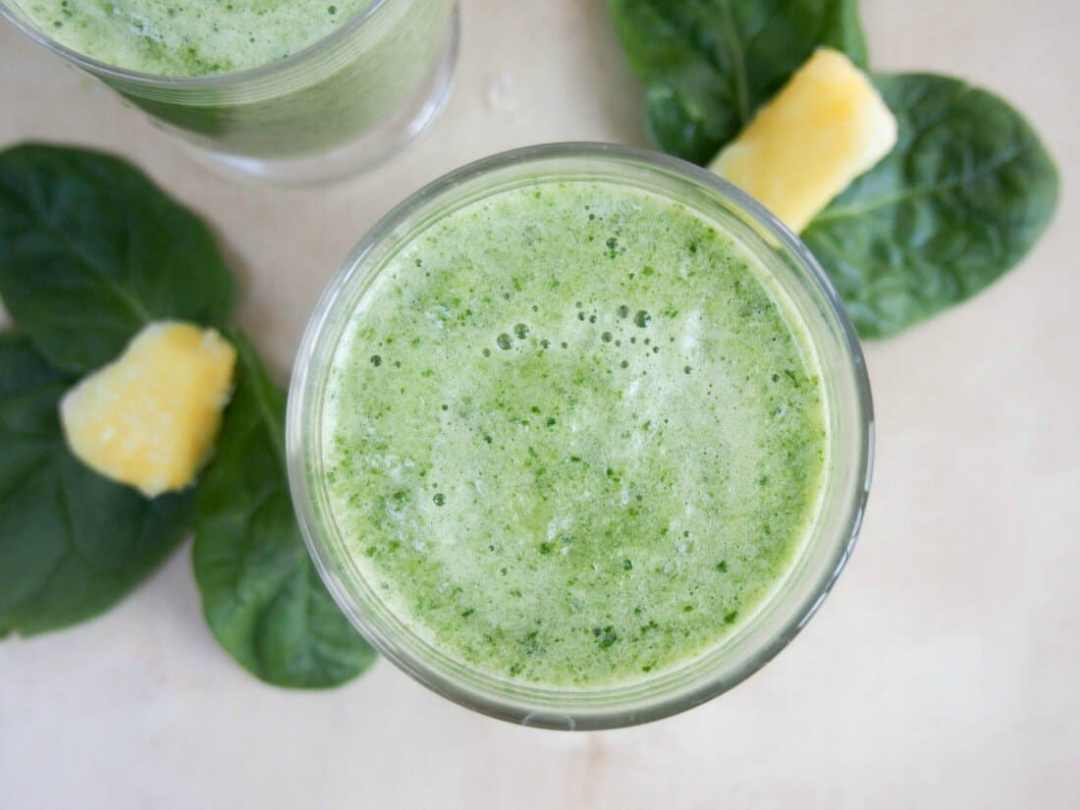 20 Healthy Green Smoothie Recipes: Easy Dairy Free Green Smoothie