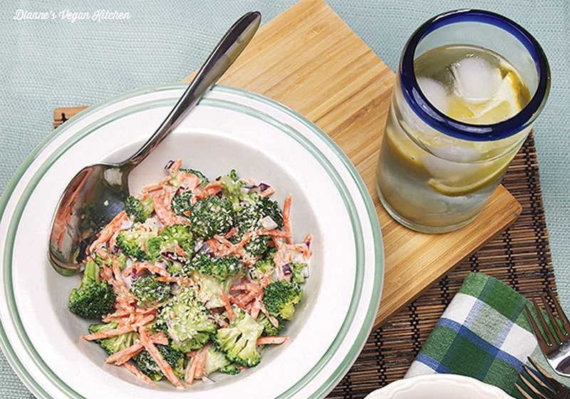 15 Coleslaw Recipes to Make This Summer: Broccoli Slaw