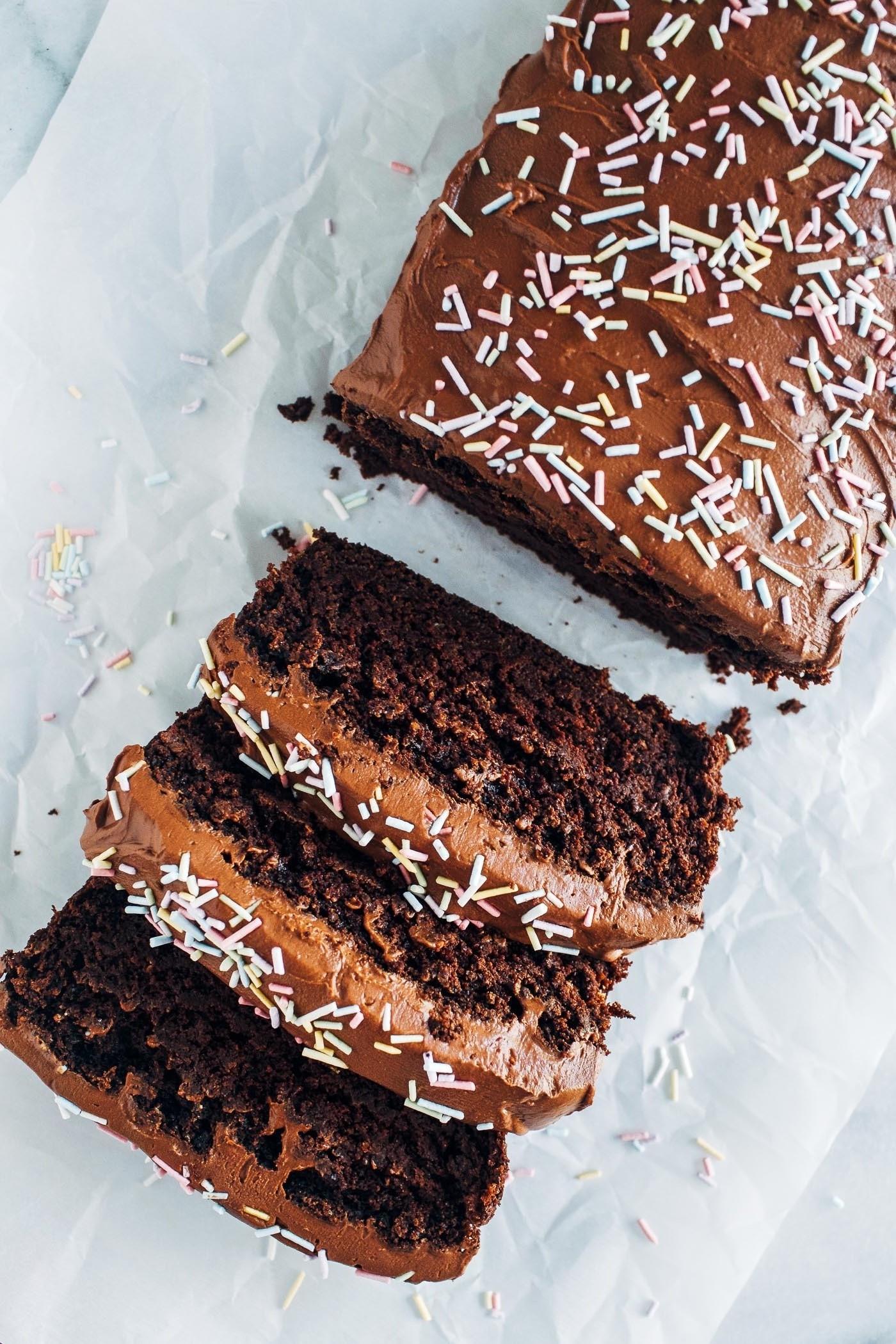 18 Zucchini Bread Recipes Everyone Will Love: Double Chocolate Zucchini Cake
