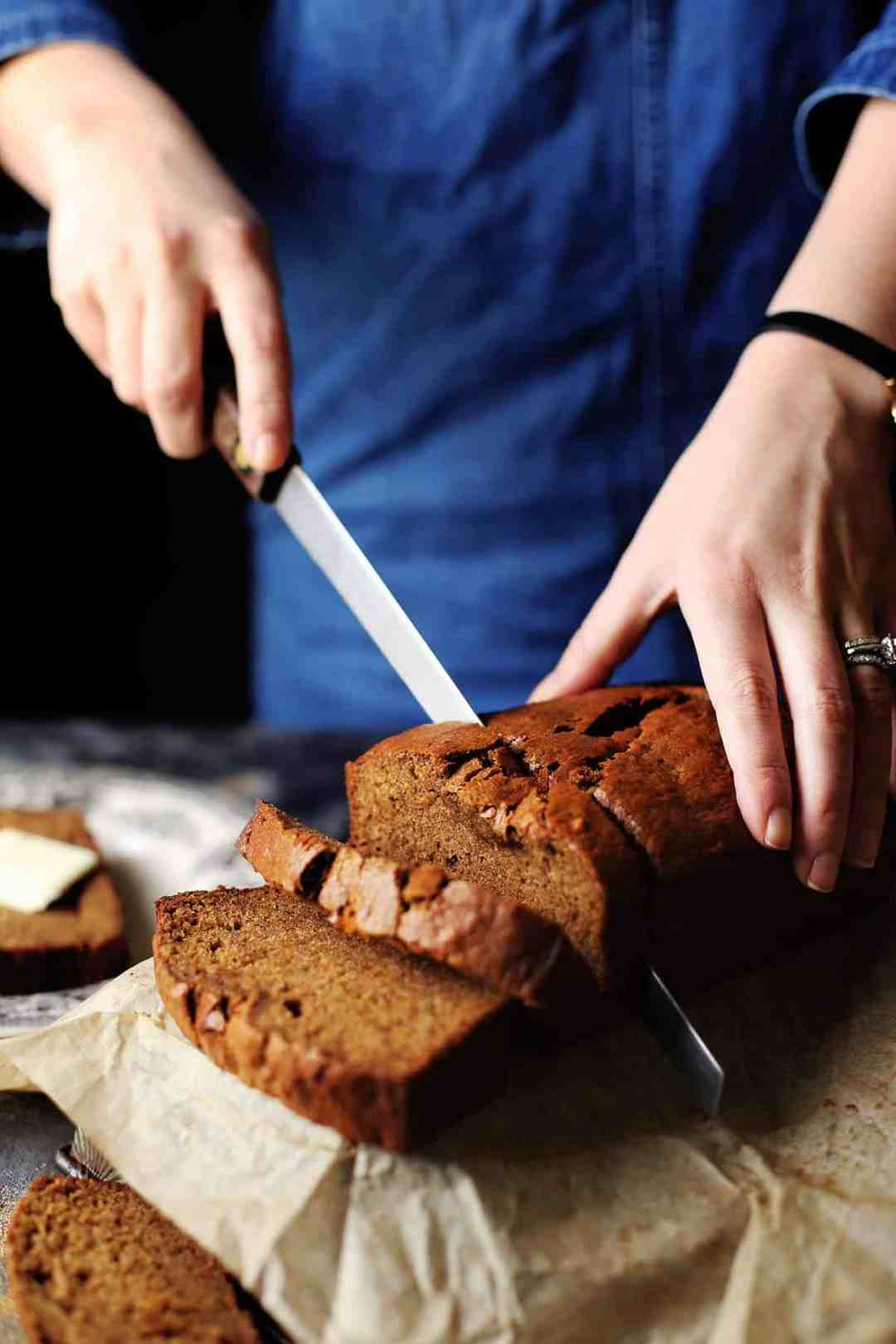 20 Creative and Delicious Banana Bread Recipes: Browned Butter Maple Banana Bread