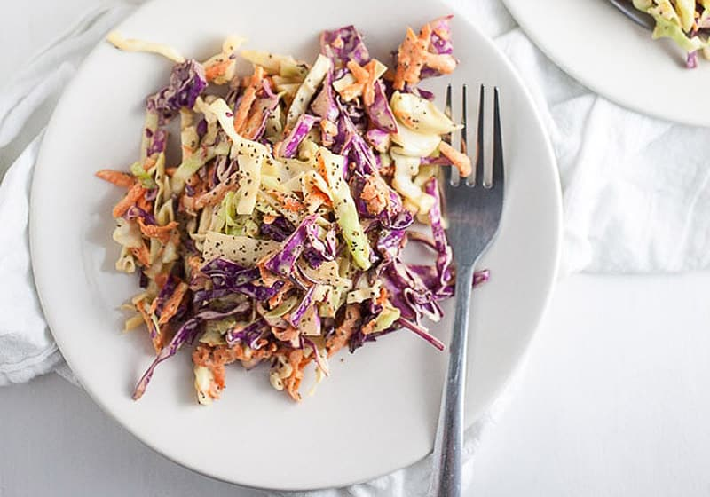 15 Coleslaw Recipes to Make This Summer: Light and Crunchy Coleslaw
