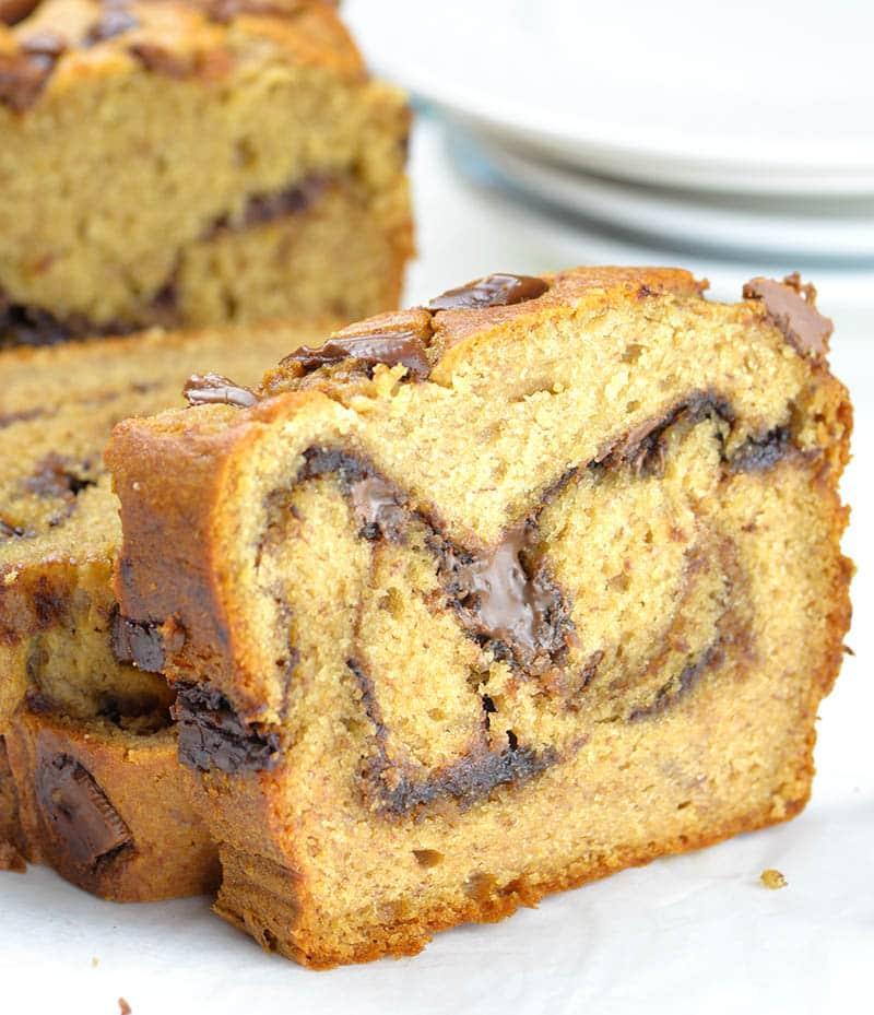 20 Creative and Delicious Banana Bread Recipes: Peanut Butter Banana Bread