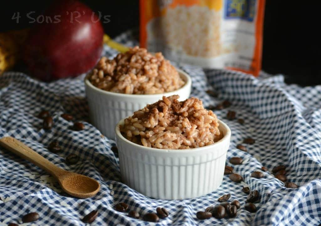 15 Creamy & Dreamy Rice Pudding Recipes: Tiramisu Rice Pudding